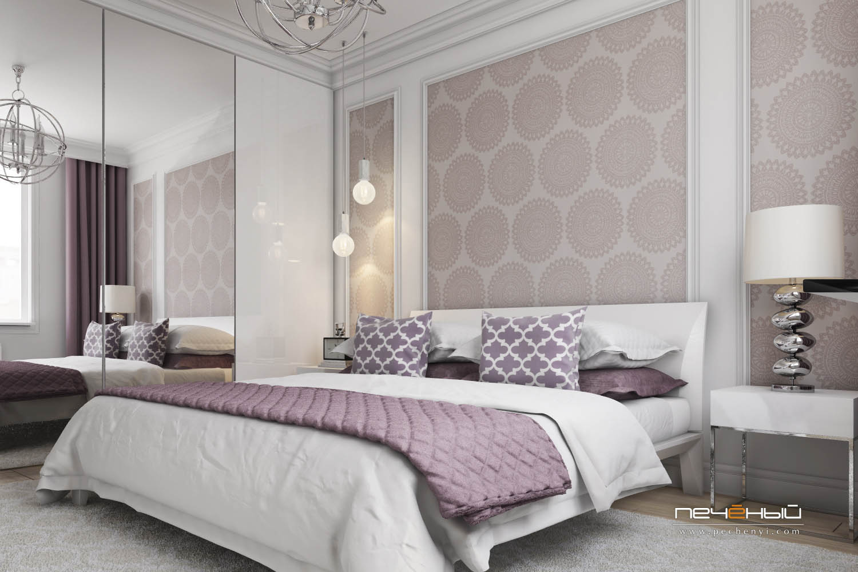 Нежная спальня | Красивые спальни, Дизайн интерьера, Главные спальни | 1000x1500